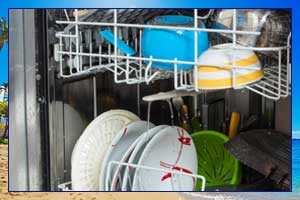 Dishwasher repair is what we do.