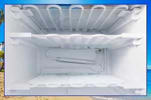 Freezer repair by honolulu Appliance Repair Pro.