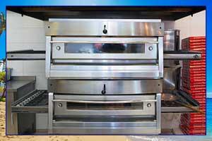 Pizza oven repair by Honolulu Appliance Repair Pro.