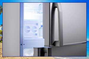 Refrigerator repair by Honolulu Appliance Repair Pro.