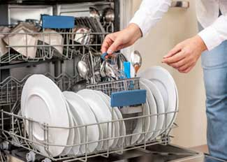 Dishwasher repair in Honolulu, Hawaii.
