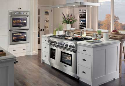 We do Electrolux appliance repair.