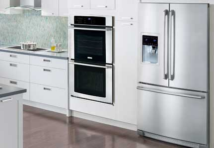 Electrolux appliance repair is what we do.