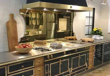 La Cornue appliance repair by Honolulu Appliance Repar.